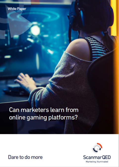 Can marketers learn from online gaming platforms?