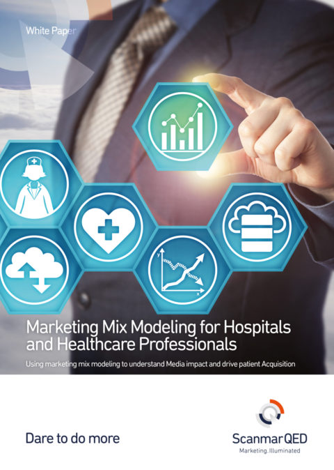 Using marketing mix modeling to understand Media impact and drive patient Acquisition